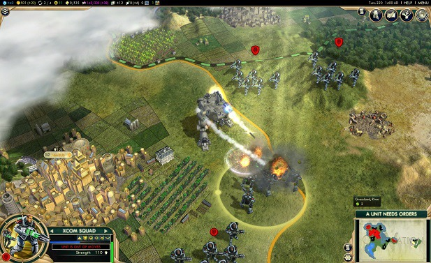 Civilization V - recensione - PC