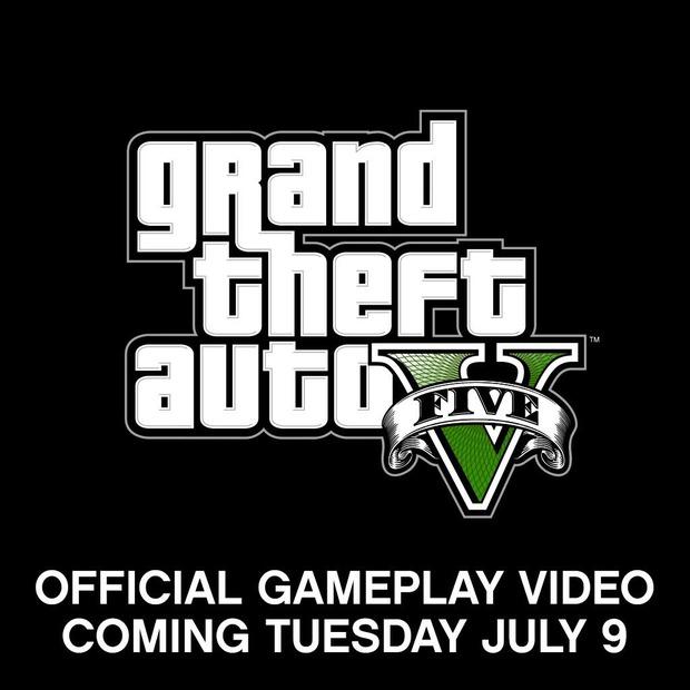 GTA 5: gameplay video in arrivo domani