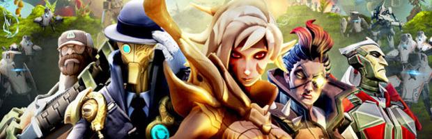 Battleborn: primi video gameplay da un evento statunitense - Notizia