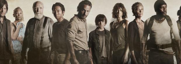 The Walking Dead 5, altre nuove immagini promozionali dal cast - Notizia