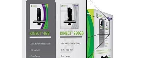Dall'Australia indizi circa un bundle Xbox360 S 250gb e Kinect
