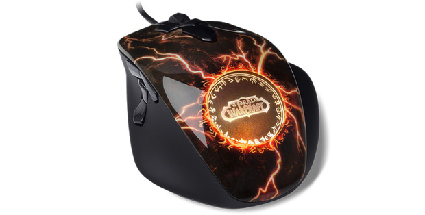 World of Warcraft: SteelSeries annuncia un nuovo mouse