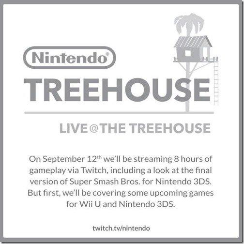 Nintendo: annunciato un live stream della durata di otto ore