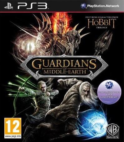 Guardians of Middle-earth: data di uscita e copertina ufficiale per la versione PS3