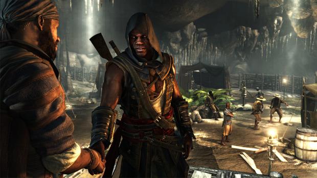 Assassin's Creed 4 Black Flag - dettagli sul Season Pass ed immagini per il DLC Grido della Libertà