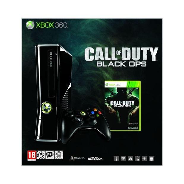 Call of Duty: Black Ops, bundle Xbox 360 disponibile al lancio