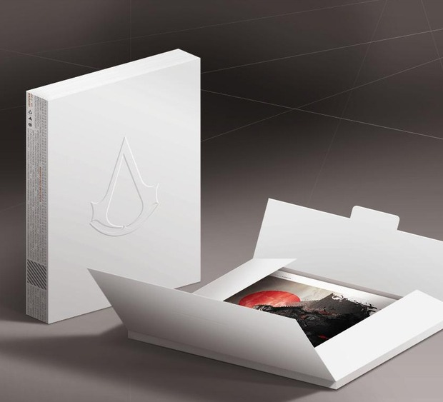 Assassin's Creed: dal 15 Novembre disponibile l'enciclopedia ufficiale