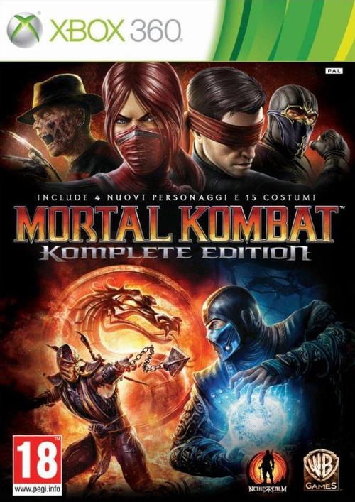 Mortal Kombat: Warner Bros conferma la Komplete Edition