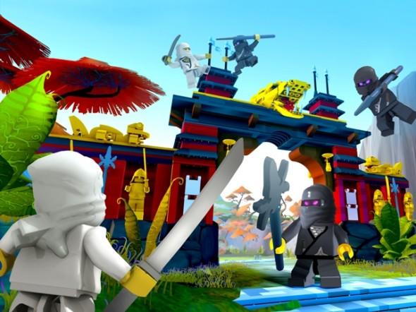 LEGO Universe, aperte le iscrizioni alla Beta