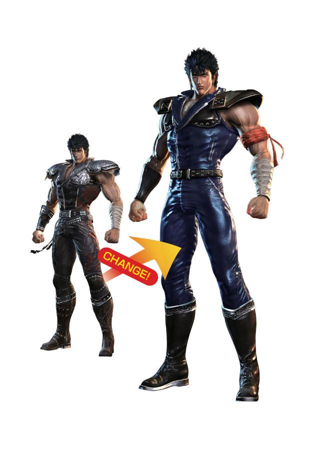 Fist of the North Star Musou, un costume scaricabile al lancio del titolo