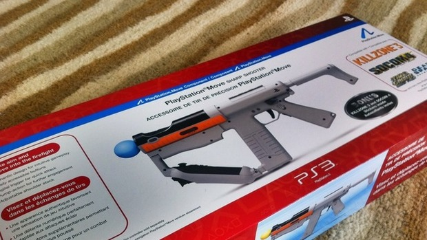 PlayStation Move Sharp Shooter: alcune nuove foto dell'accessorio
