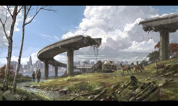 The Last of Us: Naughty Dog ha studiato il decadimento delle strutture urbane abbandonate dall'uomo