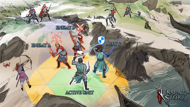 Unsung Story: Tale of the Guardians - emergono nuovi dettagli sul gameplay