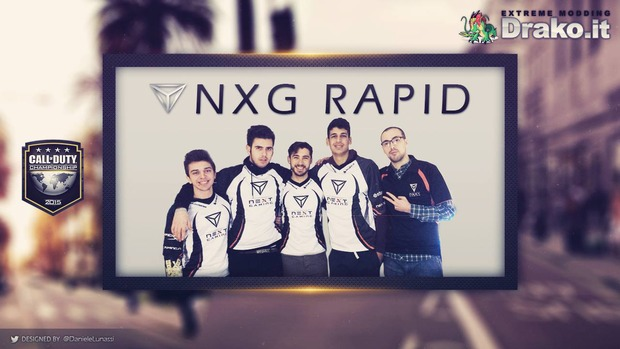 Call of Duty World Championship 2015: conosciamo il team italiano NextGaming