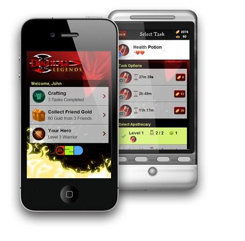 Dragon Age Legends arriverà anche su iPhone e smartphone android