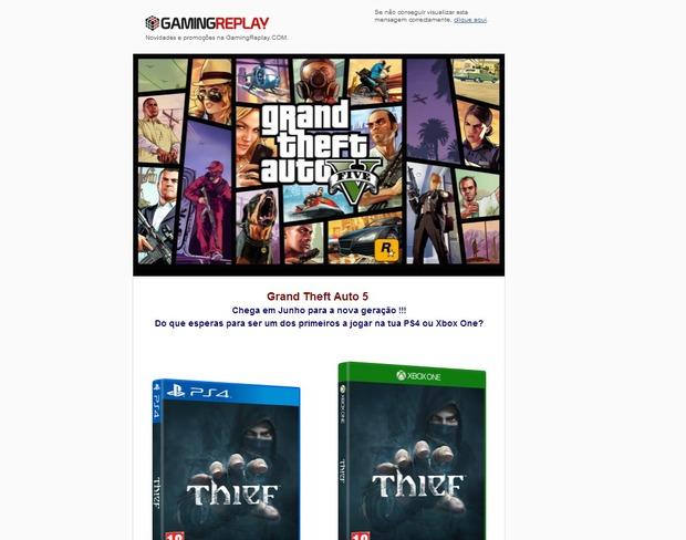 GTA 5 per PC, PS4 e Xbox One in arrivo a giugno, secondo un retailer portoghese