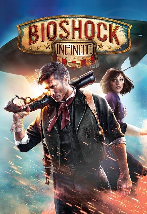 Bioshock Infinite: 8 cover alternative scaricabili dal sito ufficiale