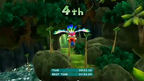 Super Mario Galaxy 2, Mario vola in una nuova clip gameplay