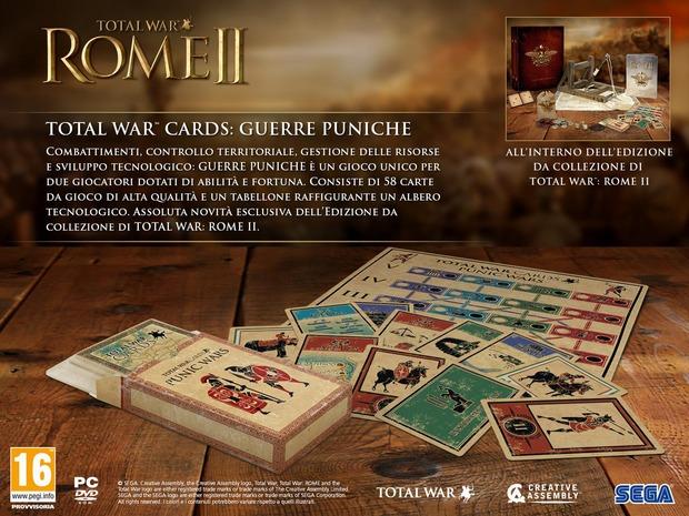 Total War: Rome II  -annunciata la data di uscita, la Collector's Edition, ed i bonus prenotazione