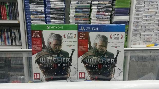 Rotto il day one di The Witcher 3 in Medio Oriente