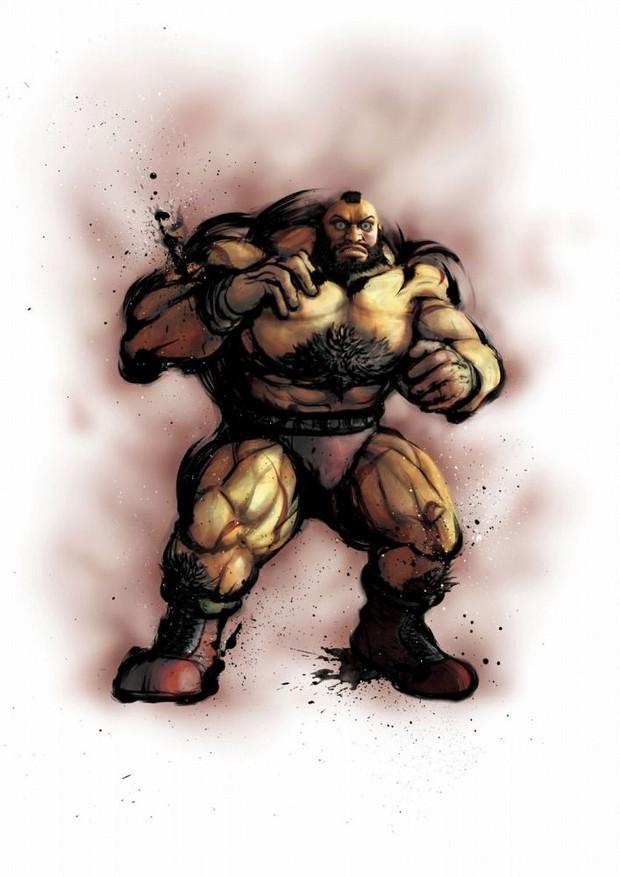 Street Fighter 4 per iPhone, il nuovo personaggio è Zangief
