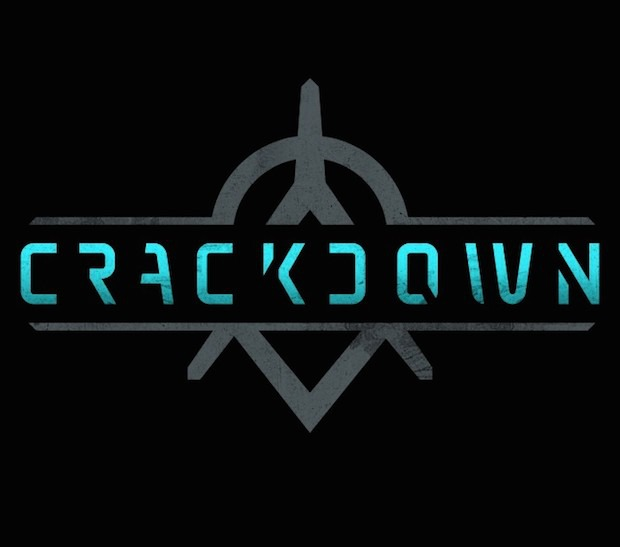 Crackdown: artwork, logo e copertina