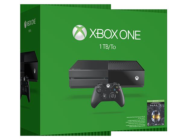 Microsoft annuncia un bundle Xbox One con hard disk da 1 Terabyte e nuovo controller