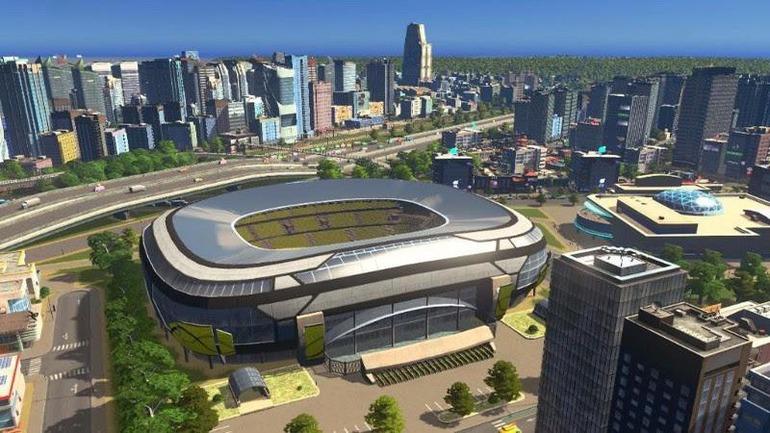 Cities Skylines si dà allo sport col DLC Match Day