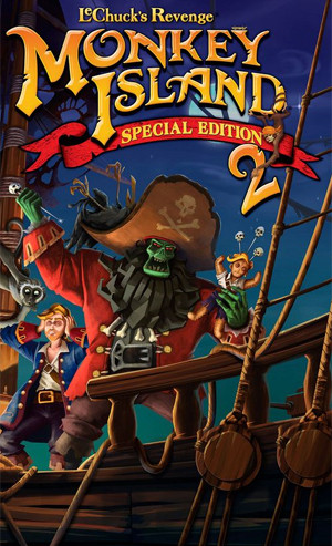 Monkey Island 2: LeChuck's Revenge - Special Edition - recensione - PC