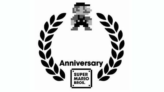 Nintendo mostra il logo per il 25° anniversario di Mario