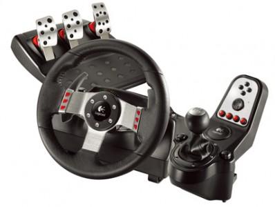 Gran Turismo 5, presentati i volanti ufficiali Logitech