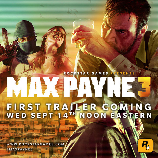 Max Payne 3: il primo trailer la prossima settimana