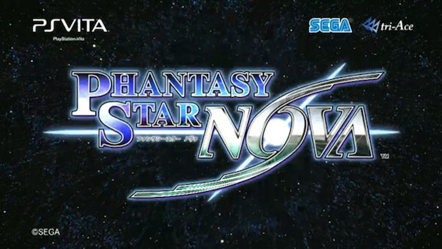 Phantasy Star Nova per PlayStation Vita