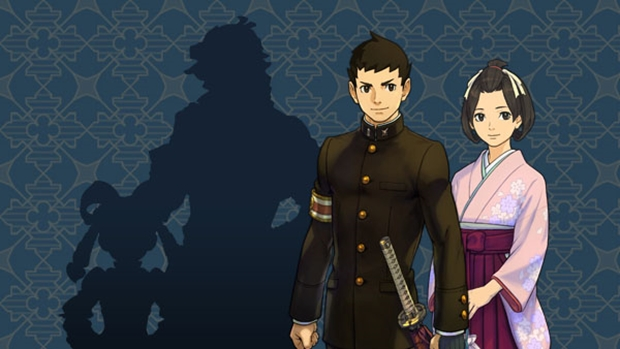 The Great Ace Attorney: Sherlock Holmes nel cast dei personaggi