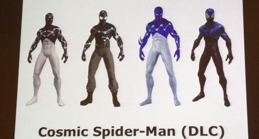 Spider-Man: Shattered Dimensions: arrivano i costumi cosmici
