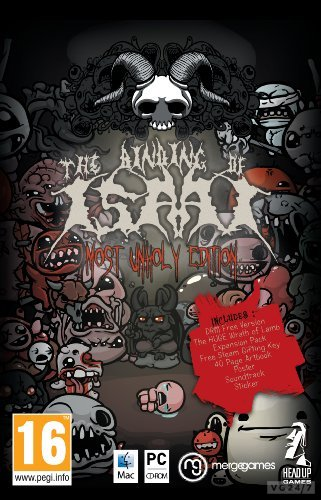 The Binding of Isaac: rivelati i contenuti della 'Most Unholy Edition' in arrivo nei negozi
