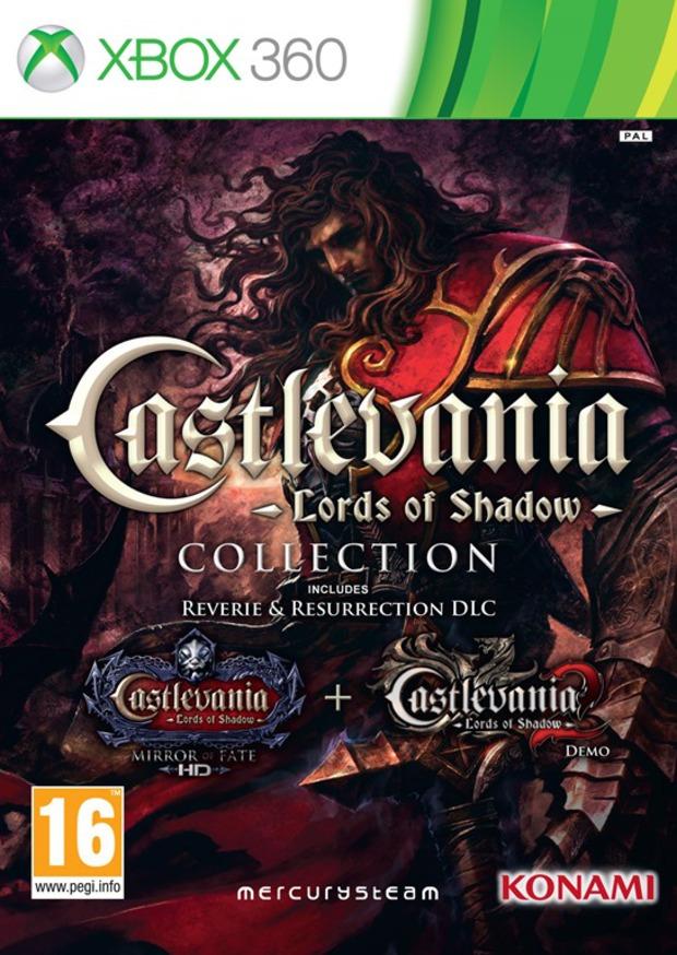 Castlevania: Lords of Shadow Collection, data di uscita annunciata