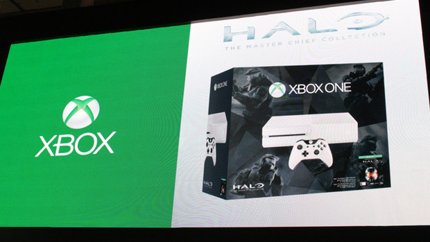 Xbox One bianca in bundle con Halo The Master Chief Collection?