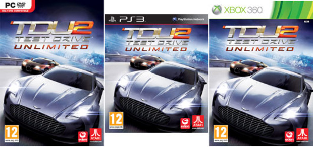 Test Drive Unlimited 2: le cover ufficiali
