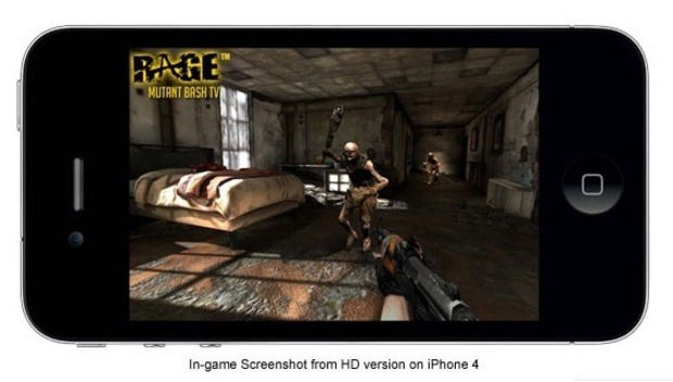 Nuove informazioni per Rage: Mutant Bash TV per iPhone e iPad