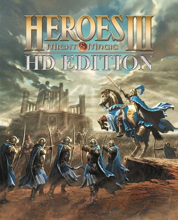 Heroes of Might and Magic Heroes III torna in versione HD