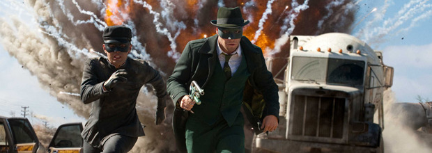 The Green Hornet: Seth Rogen vs. il film