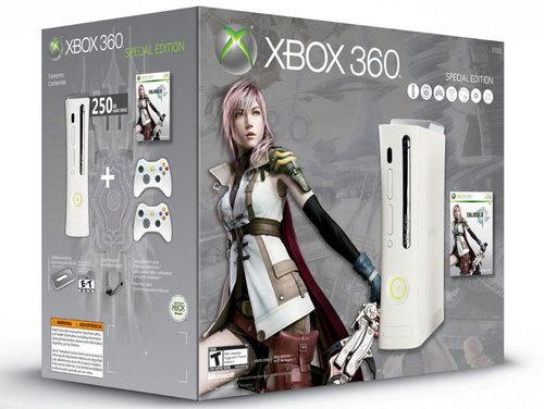 Un bundle Xbox 360 per Final Fantasy XIII