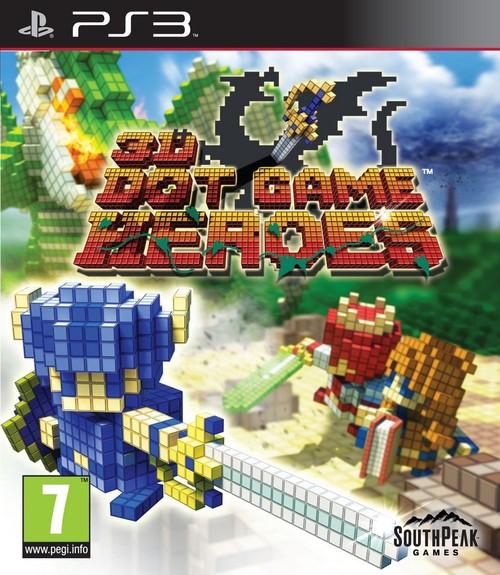 3D Dot Game Heroes, data europea