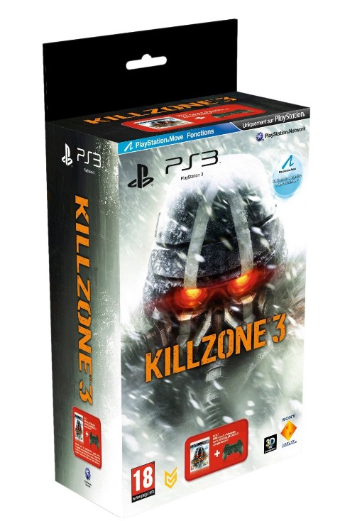 Killzone 3: Amazon mostra il bundle con il dualshock 3