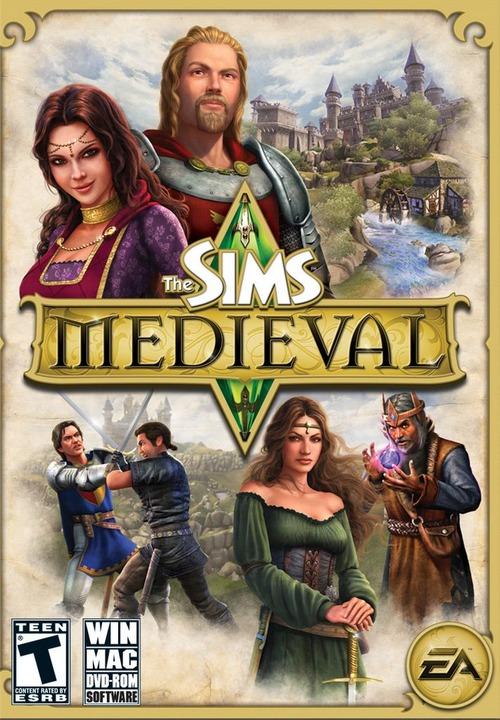 The Sims Medieval, tre nuove immagini e il pack ufficiale