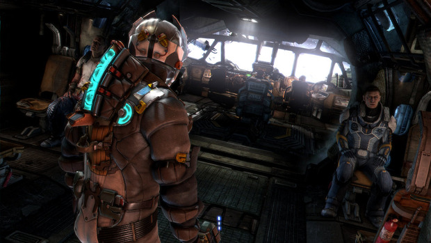 Dead Space 3: l'action gameplay è un 'male necessario'