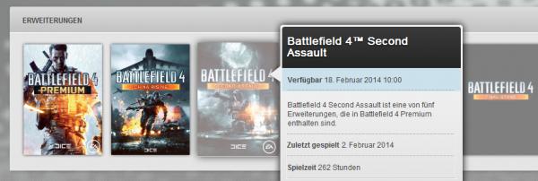 Battlefield 4: svelata la data di uscita del DLC Second Assault?