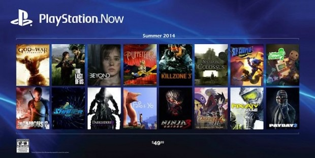 PlayStation Now: svelati i giochi di lancio?