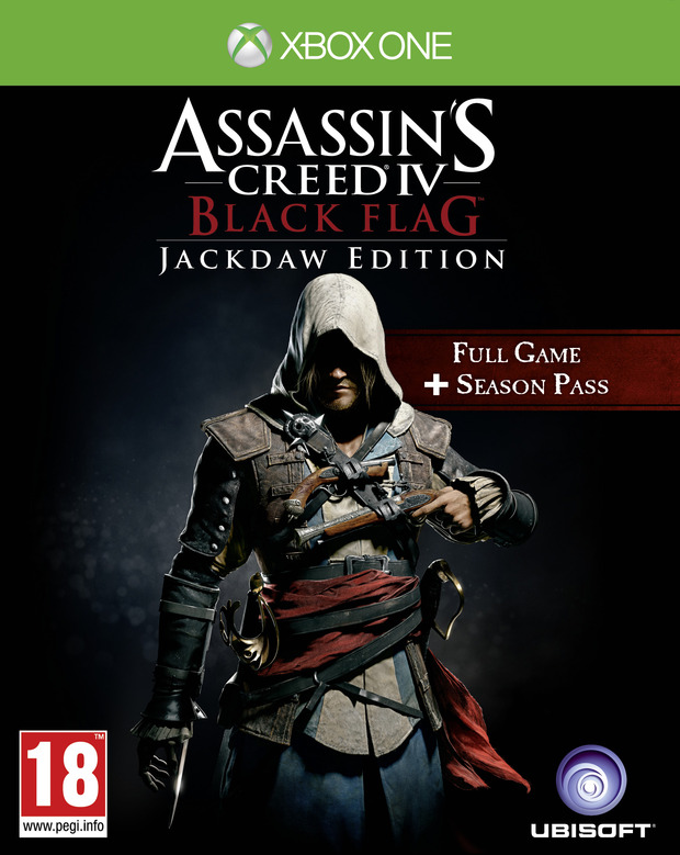 Assassin's Creed 4: Jackdaw Edition in arrivo per PC, PlayStation 4 e Xbox One